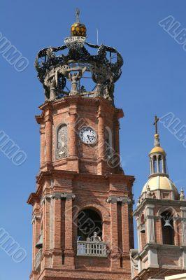 Mexican Church Steeple