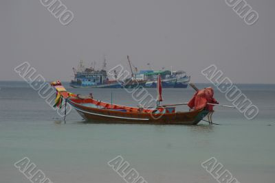 Longtail Boat 1
