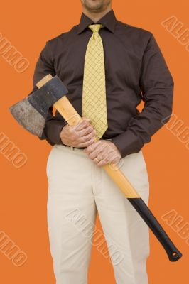 Axe for downsizing 2