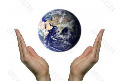 Praying for earth 2