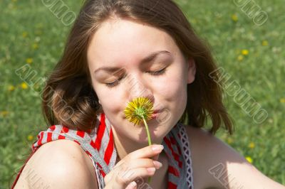 Smell of summer
