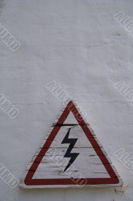 Danger in White