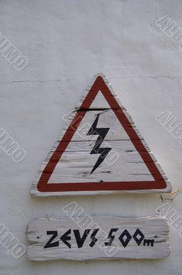 Danger Zeus 500