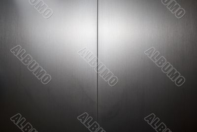Aluminium with light effect