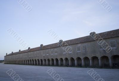 Historic convent