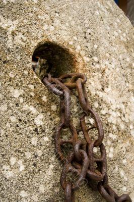 Rock & Chain