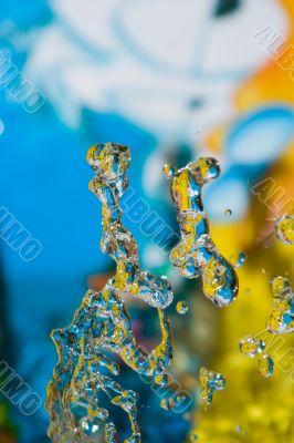 Liquid Form