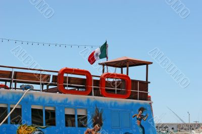 Mexican Party Boat