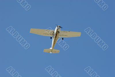 Prop Plane Overhead
