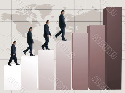 business growth - graph 12mp