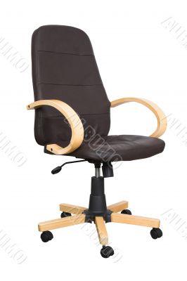 brown chair 2