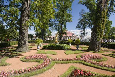 Garden of Peterhof