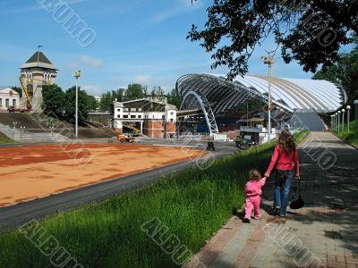 Festival amphitheatre