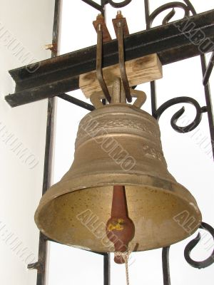Bronze Ukrainian orthodox church bells