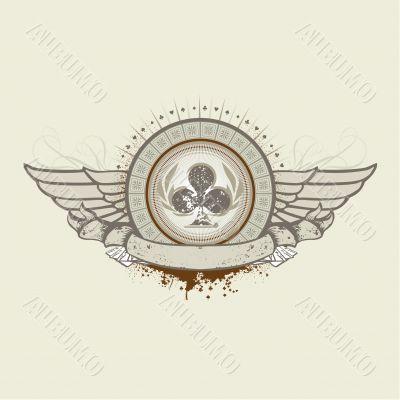 Club Suit emblem