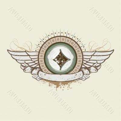 Diamond Suit emblem