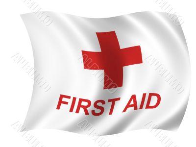 Healthcare flag