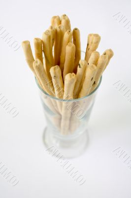 bread sticks rosemary