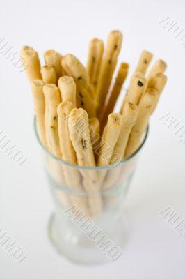 bread sticks rosemary