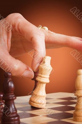 business competition - chess