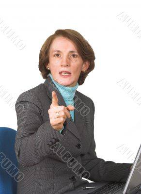 listen! - Business Woman