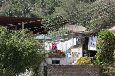Laundry and Satellites