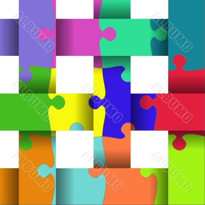 Abstract Puzzle Design