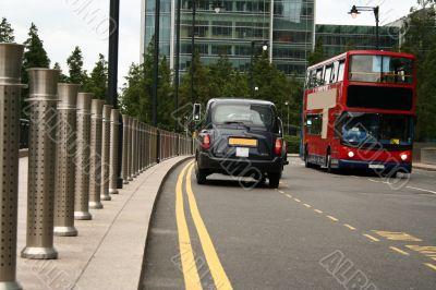 corporate london transport