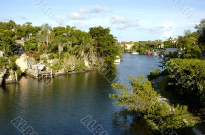 Coral Gables Canal