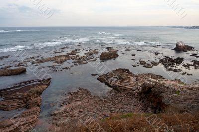Abbadie coastline