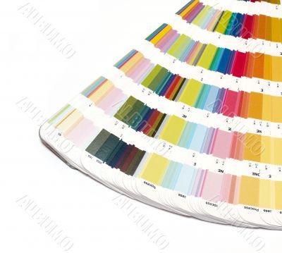 Color guide
