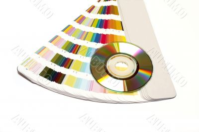 Color guide and CD