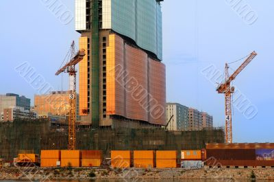 Under constructing casino