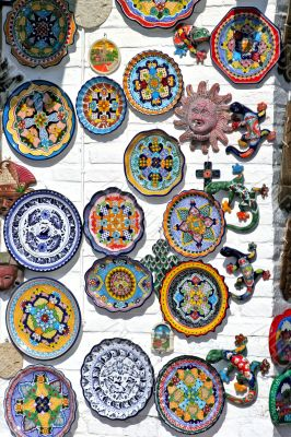 Mexican Plates