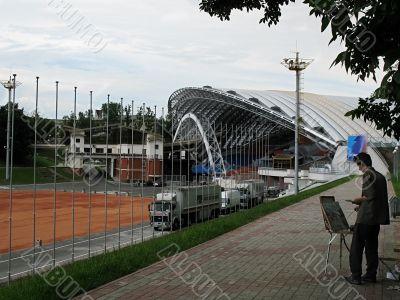 festival amphitheatre - Vitebsk - 01-07-2007