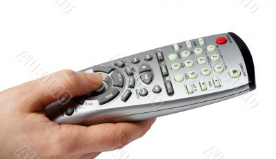 Holding a remote with path clipping