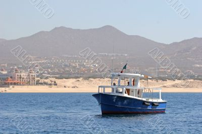 Mexican Ferry