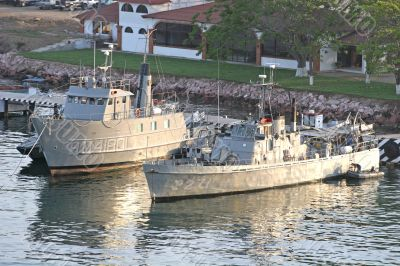 Mexican Naval Ships