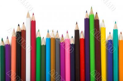 colors - education statistics