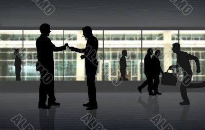 business corporate environment