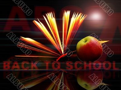 `Back to School` background
