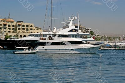 Yacht and Large Yacht