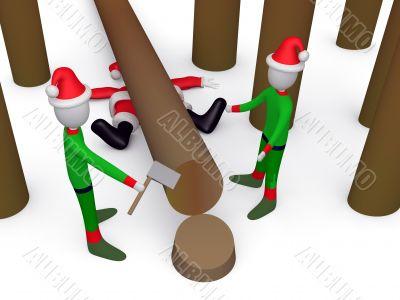 Where is Santa? #2