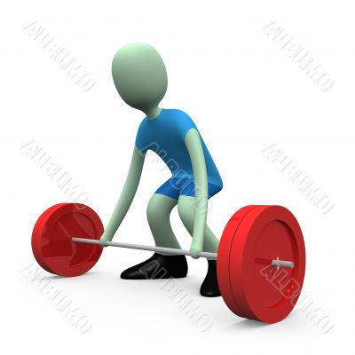 Sports - Weight-lifting #1