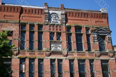 Old Meeting Hall
