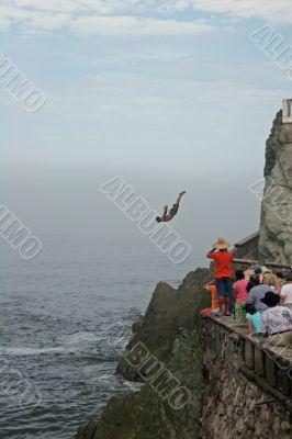 Cliff Diver 5
