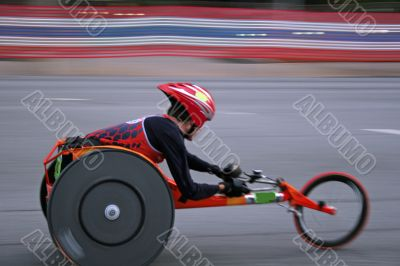 Wheelchair Athletes 3