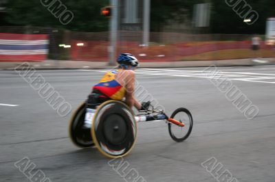 Wheelchair Athletes 4