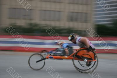 Wheelchair Athletes 11