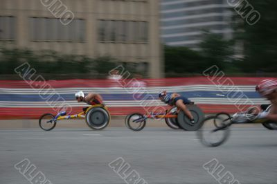 Wheelchair Athletes 13